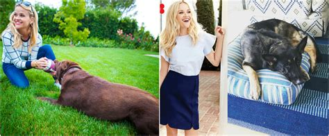 williams dogs reese witherspoon has a farm and it
