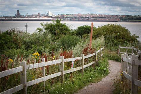 in park port sunlight river park the land trust
