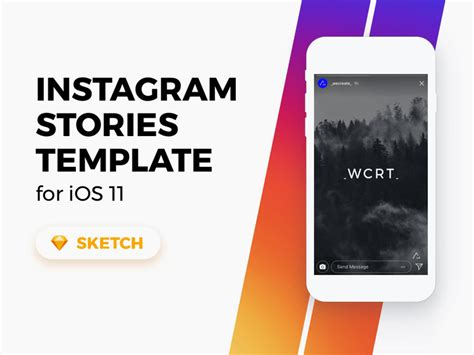 Sketch Repo Free Sketch App Resources Instagram Story Template App