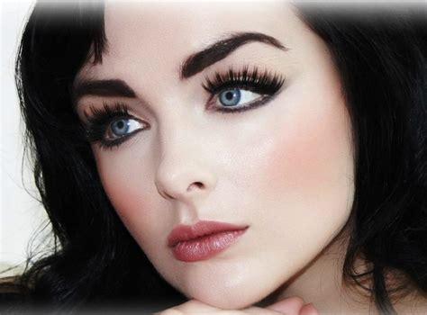 tutorial makeup zukreat snow white makeup www zukreat com maquillage pinterest