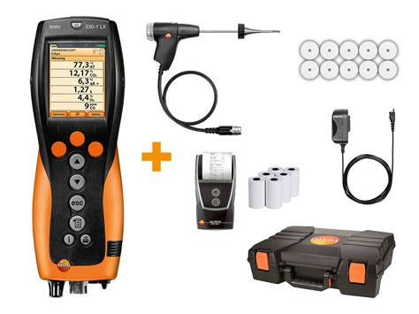 one of us testo testo 330 1 lx combustion analyzer combustion flue gas