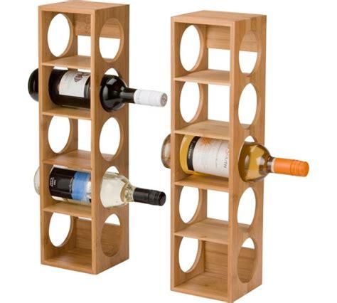 Rak Botol Wine buy home 10 bottle bamboo wine rack at argos co uk your