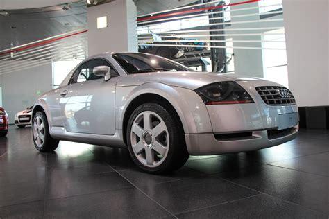 Audi Geschichte Kurz by Alles Gute Kommt Von Oben Der All M 228 Chtige Neue Audi Tt