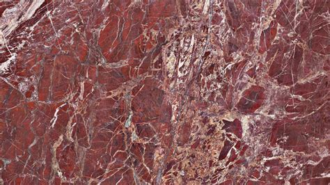 Red Ravel Granite Veiny Counter, Fireplace, Bath Tops.