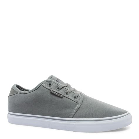 fila s easterly canvas athletic shoe gray shop