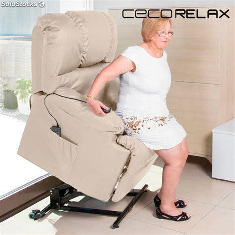 poltrone relax con massaggio poltrona relax alzapersona con massaggio cecotec 6012