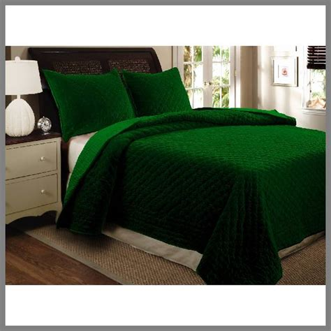 emerald green bedding emerald green bedspread whereibuyit com