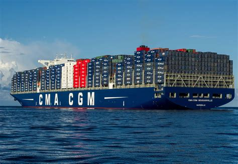 porta container revenues of cma cgm collapsed by 14 6 yoy in q2 2016