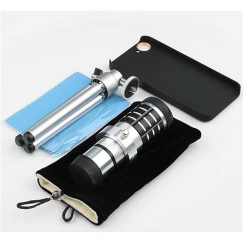 Lesung Telephoto Lens Kit 8x Zoom Magnifier For Iphone 2010 lesung telephoto lens kit 12x zoom for iphone 5 5s se silver jakartanotebook