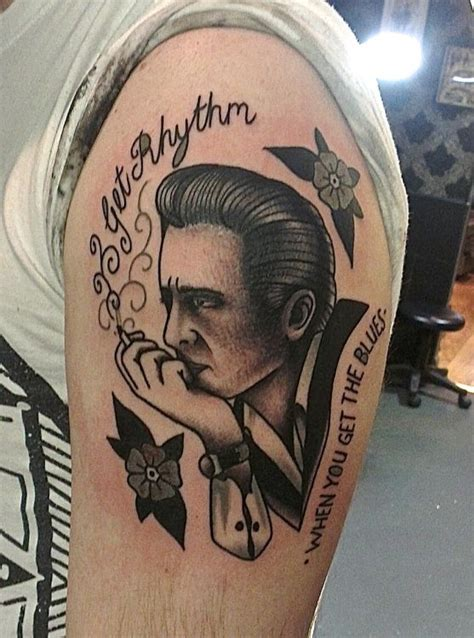 johnny cash tattoo designs best 25 johnny ideas on johnny