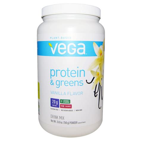8 greens supplement protein greens powder vanilla flavor 26 8 oz