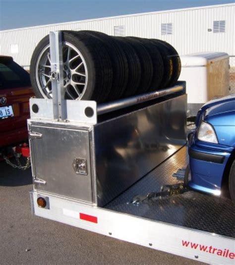 Tire Rack Trailer Tires photos of trailer tire racks rennlist discussion forums