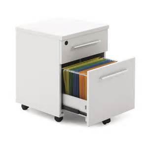 Mobile Pedestal File Cabinet Jesper Office X502 Two Drawer Mobile Pedestal File Cabinet