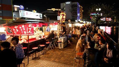 fukuoka travel food stalls yatai fukuoka food guide
