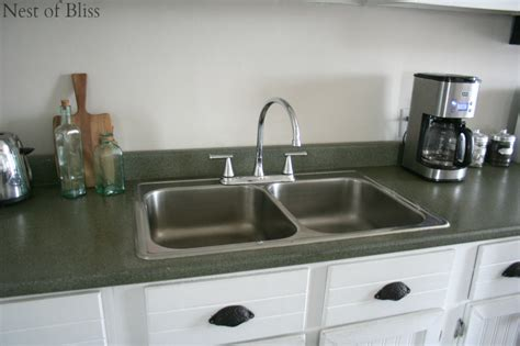 Covering Countertops by Covering Countertops Faux Granite Makeover