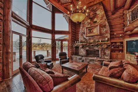 beautiful log home interiors inland impressions photography architecture log cabin