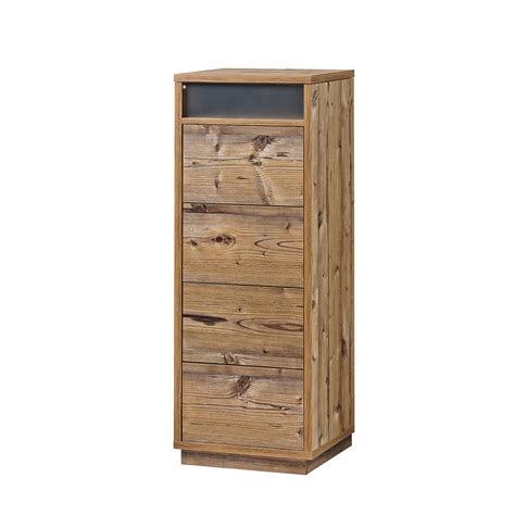 kommode highboard kommode schubladenschrank fichte dekor highboard anrichte