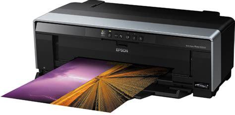 Printer Epson A3 R2000 epson r2000 a3 colour inkjet wireless network printer pn