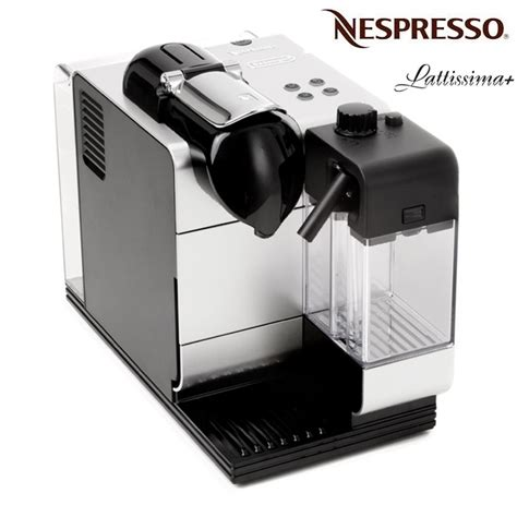 Nespresso Lattissima Plus Machine Black delonghi nespresso lattissima plus coffee maker white en520w uk offers direct