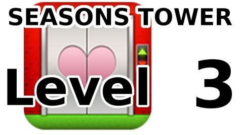 100 Floors Special Level 8 - 100 floors level 3 s special seasons tower
