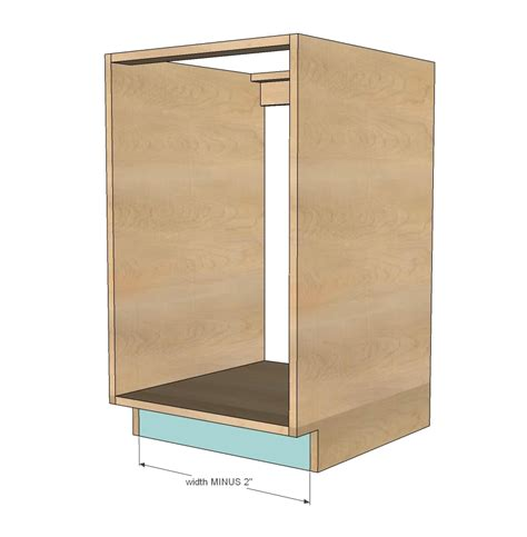 white frame base kitchen cabinet carcass diy - Cupboard Carcasses