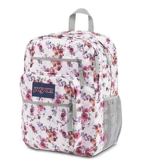 Ransel Mini Jansport Black Flower jansport big student backpack floral memory fantasyard