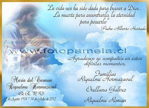 mensajes para un funeral consejos gratis tarjetas condolencias chile providencia