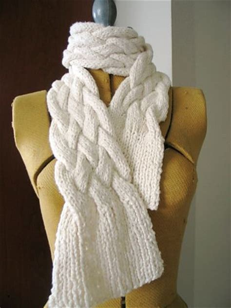 knit braid pattern chunky braided scarf pattern by jimenita knitting hats