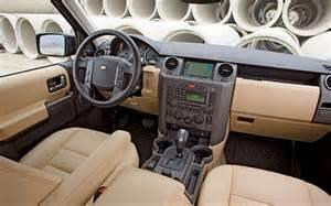 Range Rover 2006 Interior 2006 Land Rover Lr3 Hse Interior View Photo 2