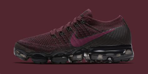 Nike Air Vapormax berry nike air vapormax 849557 605 release date sole collector