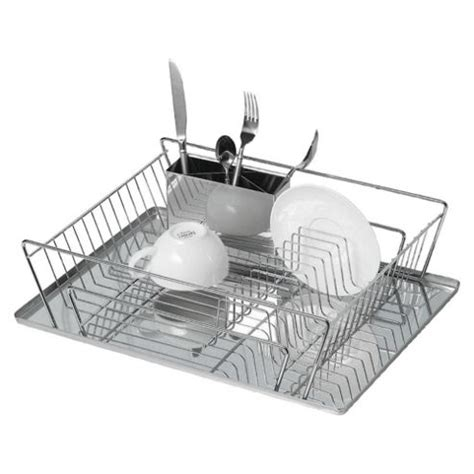 Stainless Dish Drainer Rack by Buy Stainless Steel Dish Drainer With Tray From Our