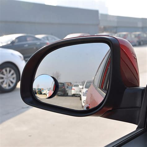 Blind Spot Car Mirror Wide Angle auto 360 wide angle convex mirror car vehicle side
