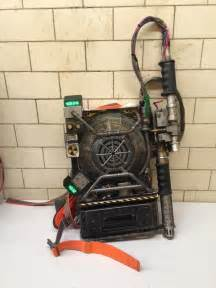 Real Proton Pack Look At The Proton Pack For Ghostbusters Reboot