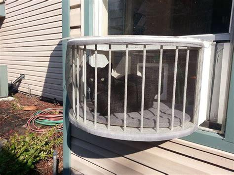 cat veranda window box 92 best images about cat solarium on cats