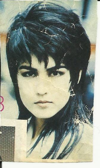 pictures of 1970s shags for fine hair haircuts joan jett and mullets on pinterest