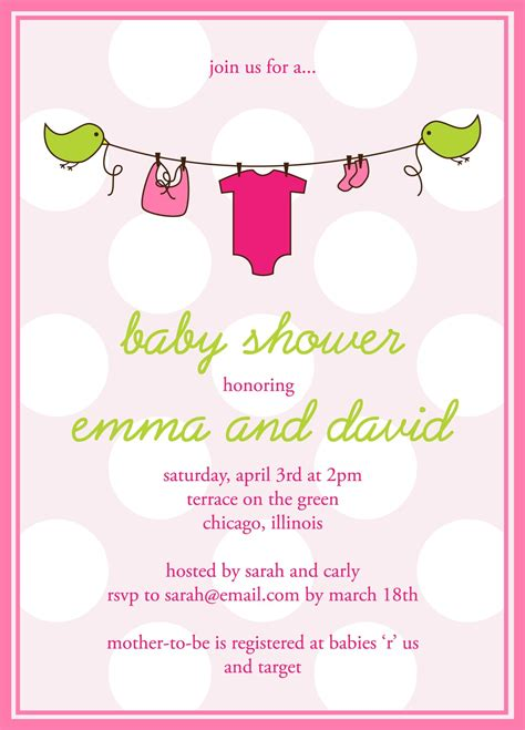 Baby Shower Invites For by Create Baby Shower Invitations Theruntime