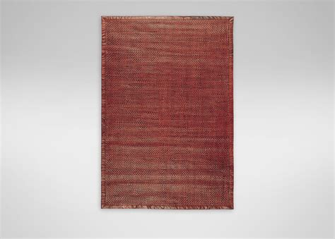 woven leather rugs woven leather rug brown ethan allen