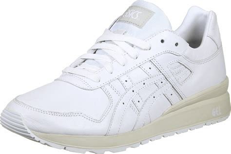 asics tiger gt ii shoes white