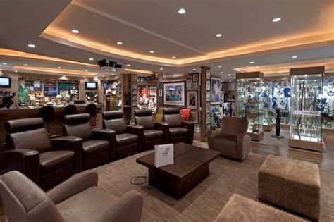 sports fan room 50 masculine cave ideas photo design guide next luxury