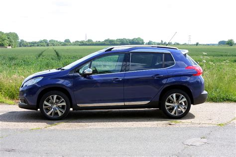 Peugeot 2008 Estate 2013 Features Equipment And