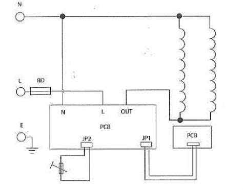 electric cooker wiring diagram wiring diagram