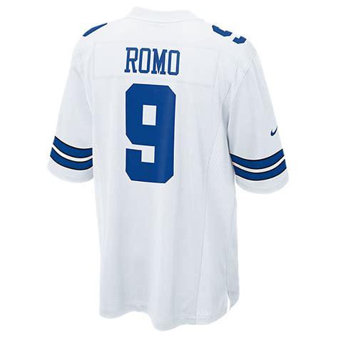 youth white tony romo 9 jersey brilliant p 1082 youth dallas cowboys 9 tony romo white jersey
