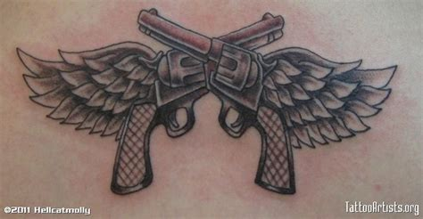 crossed guns tattoo 25 best ideas about country on deer