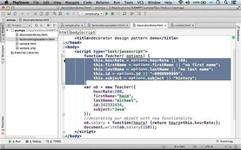 javascript queue pattern decorator design pattern in javascript youtube
