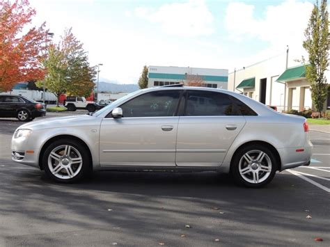 2007 audi a4 3 2 quattro 0 60 2007 audi a4 2 0t quattro awd turbo sunroof leather