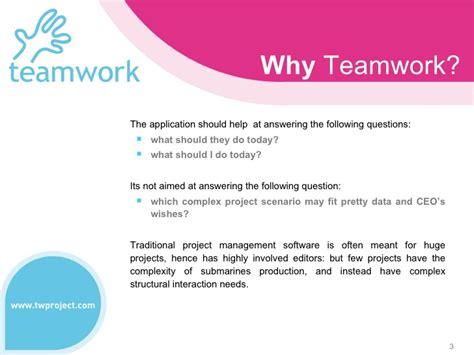 Teamwork Presentation Teamwork Ppt