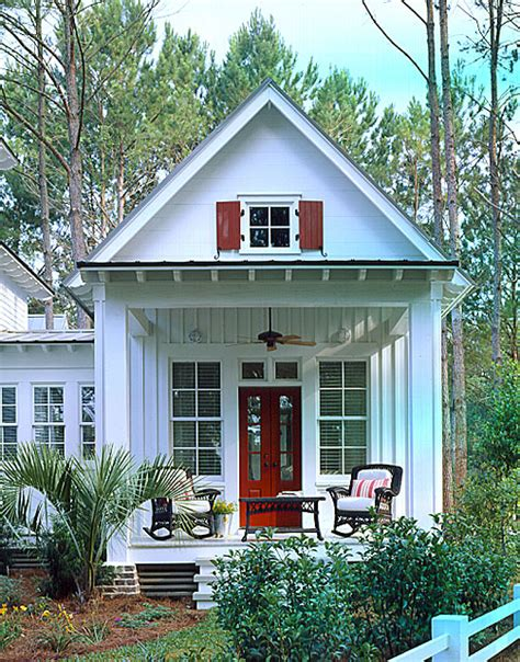 small cottage house plans with porches dreamy home coastal living cottage of the year