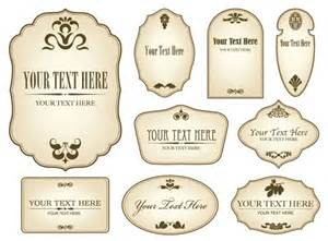Labels Templates Free by 25 Best Ideas About Label Templates On