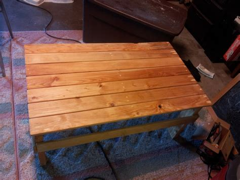 How To Make A Pallet Coffee Table Interior Exterior Homie How To Build A Pallet Coffee Table