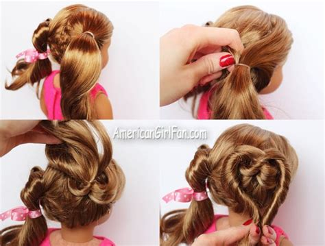 Doll Hairstyles Step By Step by 1000 Images About Doll Hairstyles And Care On